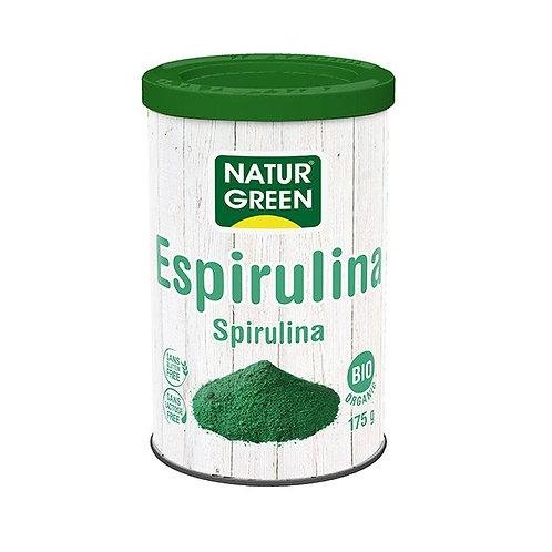 Espirulina Bio 175g Naturgreen