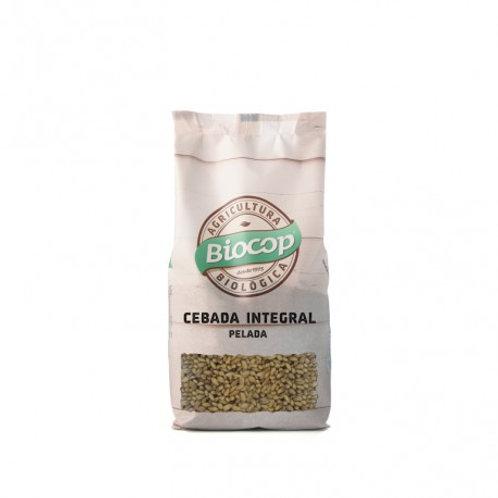 Cebada Pelada Integral 500g - Biocop