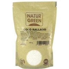 Coco rallado bio Naturgreen, 125 g