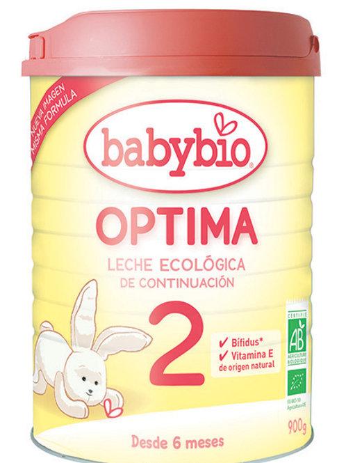 Leche 2 Continuación - Babybio - 900g