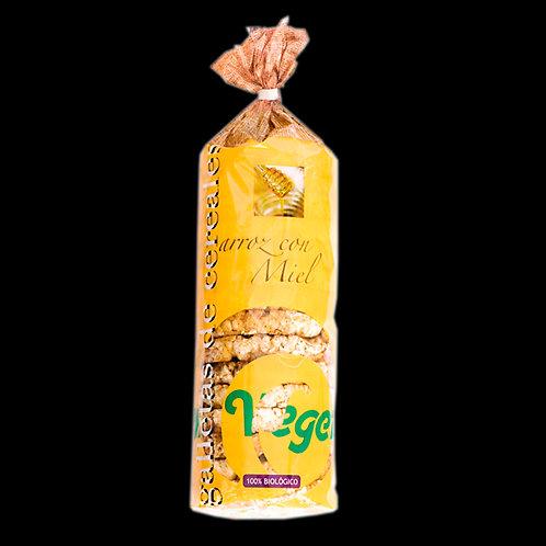 Tortas arroz con miel 250g Aliment Vegetal