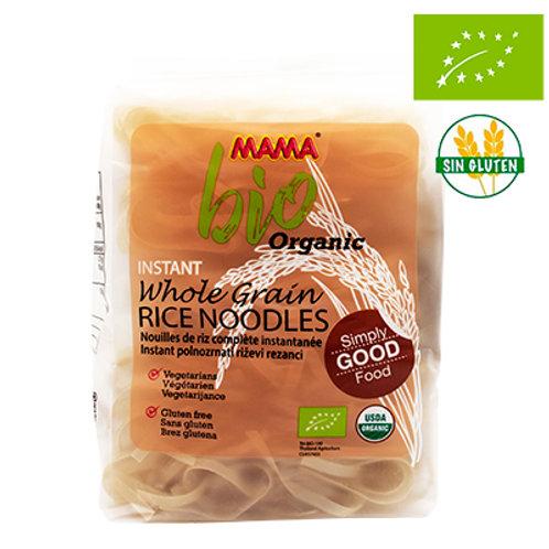 Noodle de Arroz Integral 225g Mama