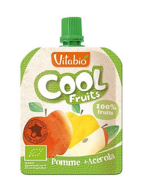 Cool Fruit Manzana y Pera 90g