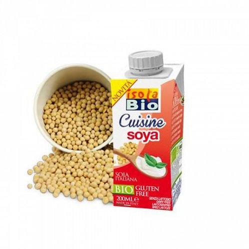 Crema orgánica de soya - Isolabio - 200 ml