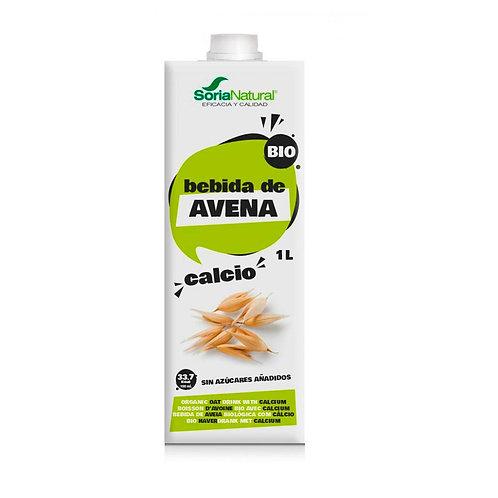 Bebida de Avena Calcio BIO - Soria Natural - 1L