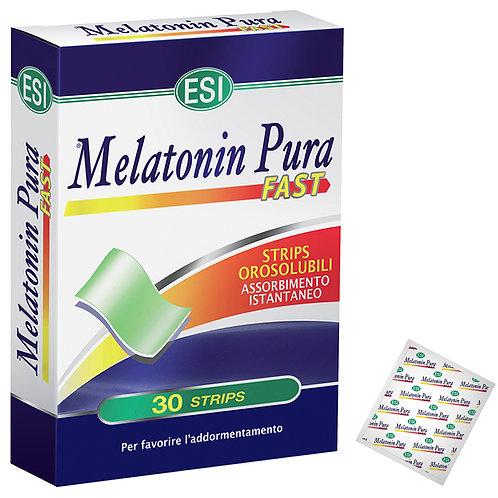 Melatonin FAST ESI 30 Strips