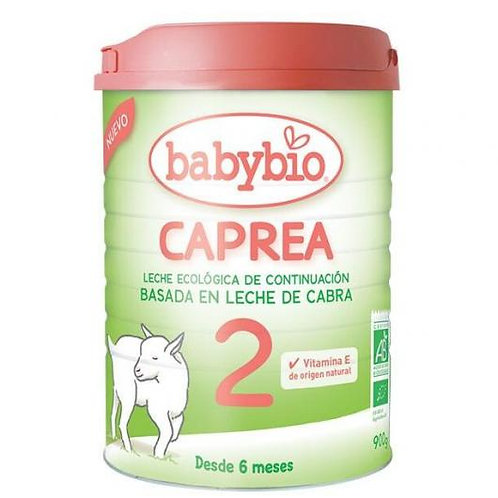Leche de Cabra BIO Caprea 2 (+ 6 meses) - babybio - 900 g