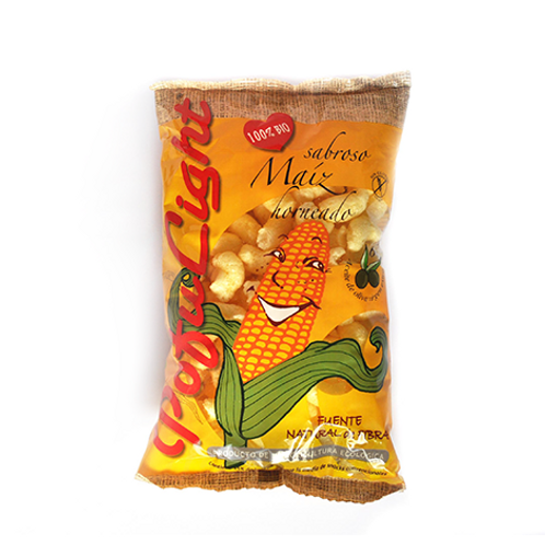Aperitivo de maíz pofulight - Aliment Vegetal - 80g