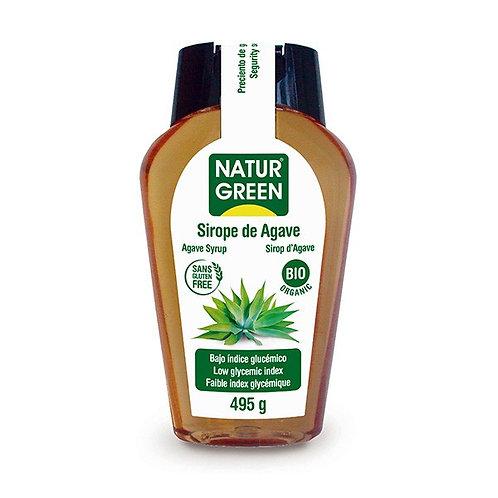 Sirope Agave 360ml Naturgreen