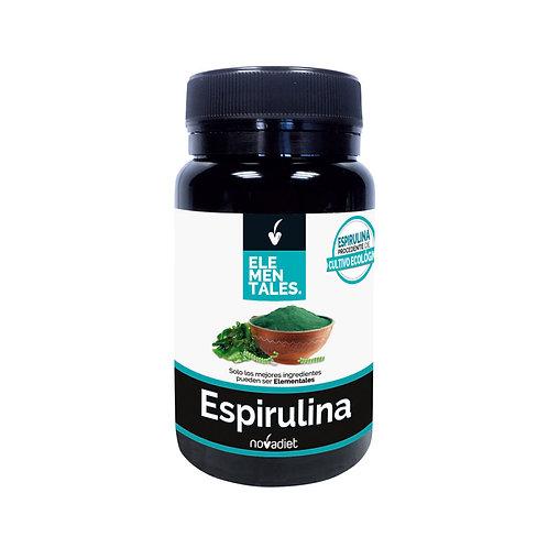 Espirulina 60 cap. Novadiet