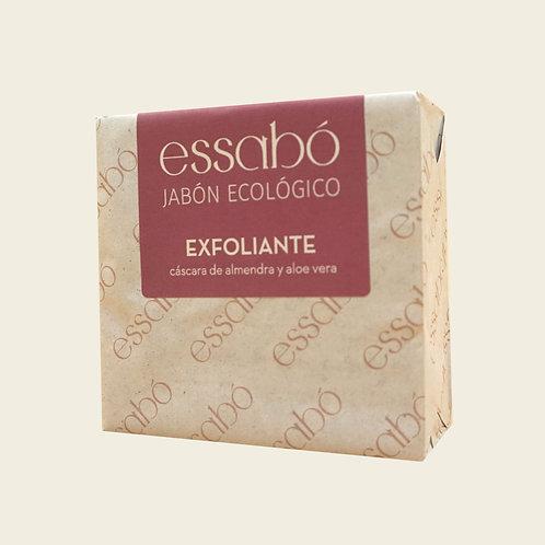 Jabón artesanal exfoliante