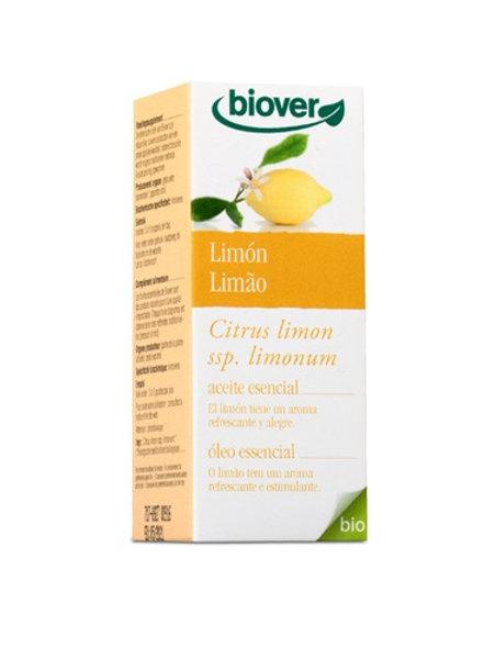 Aceite esencial Limón - Biover - 10ml
