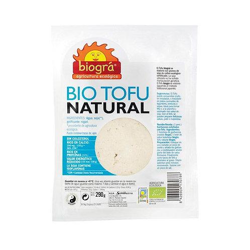 Tofu natural 290g Biográ