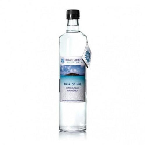 Agua de mar Ultra Filtrada Hipertónica  750ml Ibiza y Formentera