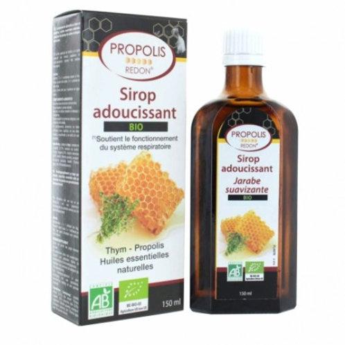 Jarabe suavizante propolis sin azucar redon - Biover - 150 ml