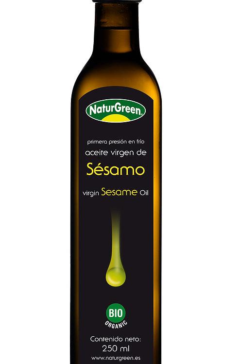 Aceite de sésamo Bio - Naturgreen - 250ml