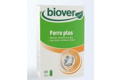 Ferro Plus - Biover - 45 Comp.