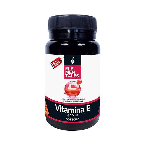 Vitamina E Nova Diet 60 cáps