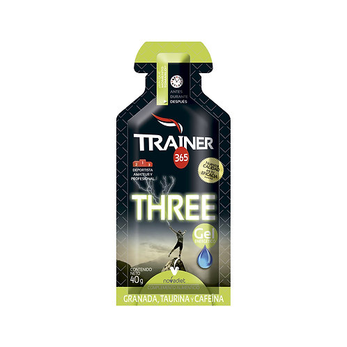 Trainer Three 40g Novadiet