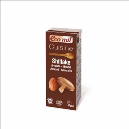 Crema Cuisine de Shiitake Bio - EcoMil - 200ml