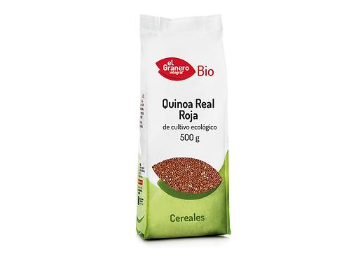 Quinoa Real Roja 500g El Granero