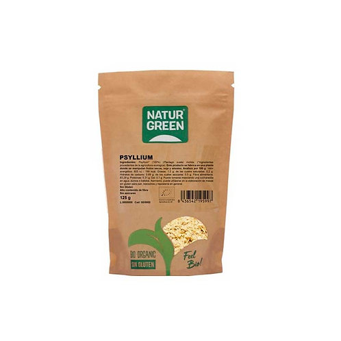 Psyllium 125g Naturgreen