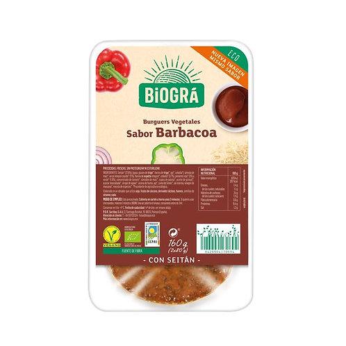 Burguer Barbacoa 160g Biográ