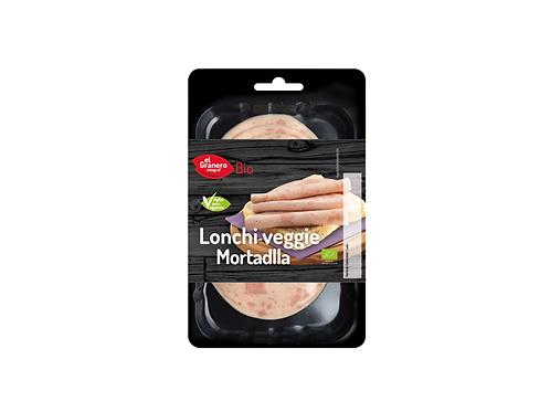 Lonchas Veganas sabor Mortadela Estilo Italiano 100g  El Granero Integral