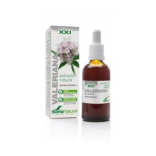 Extracto Valeriana - Soria Natural XXI - 50 ml