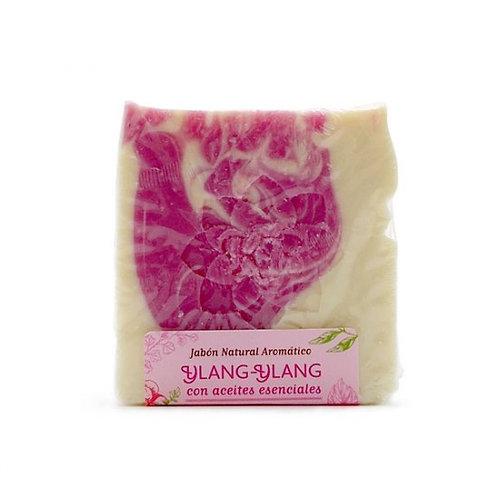 Pastilla jabón Ylang-Ylang 100g Madreselva