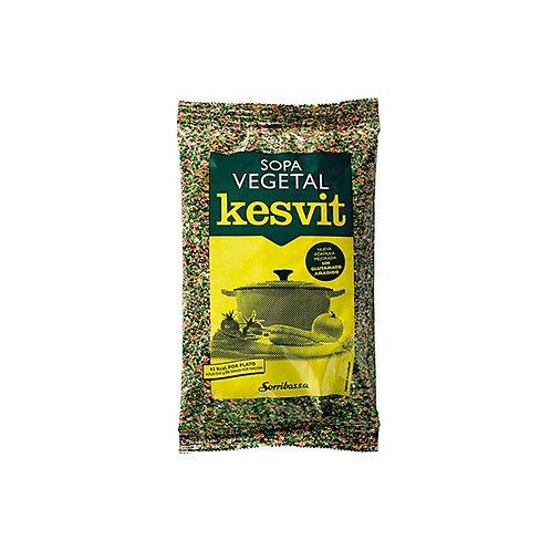 Kesvit Sopa de sémola Verduras 250g Sorribas