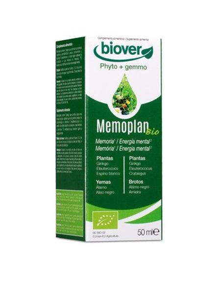 Memoplan - Biover - 50ml