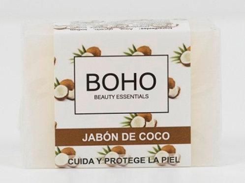 Jabón Glicerina coco - BOHO - 100 gr