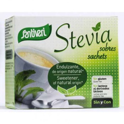 Stevia 50sobres   Santiveri