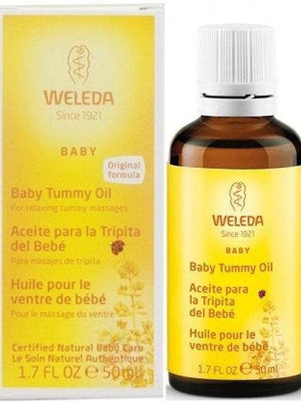 Aceite para la tripita del bebé 50ml weleda