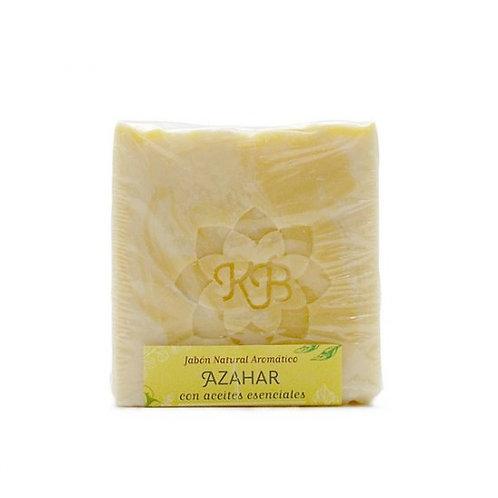 Pastilla jabón Azahar 100g Madreselva