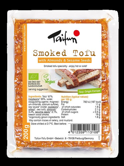 Tofu Ahumado Almendra Sésamo 200g Taifun