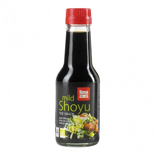 Shoyu salsa de soja Lima 145 ml