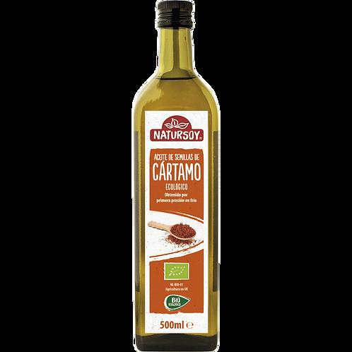 Aceite de cártamo, 500ml natursoy
