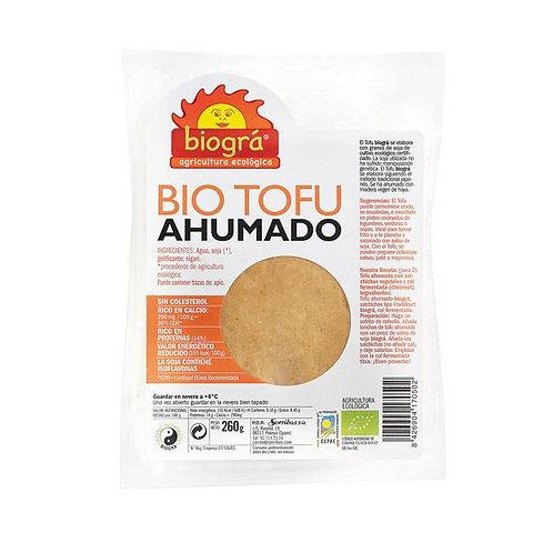 Tofu Ahumado 260g Biográ