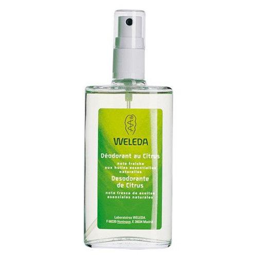 Desodorante de citrus - WELEDA - 100ml