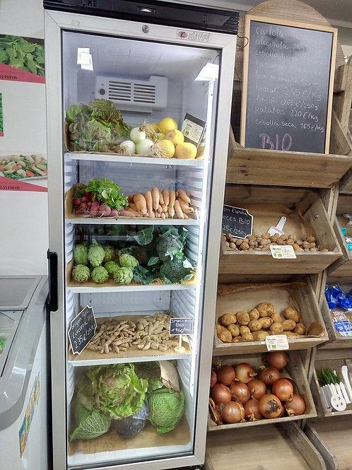 Disponemos de Verduras/Frutas de temporada. Solicita información.