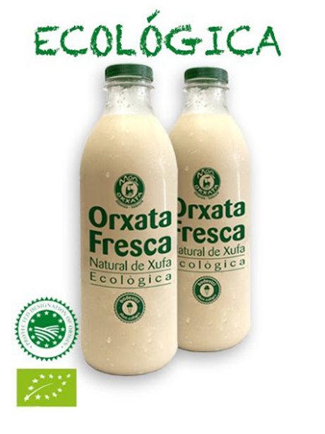 Horchata Fresca ecólogica 2l Mon Orxata