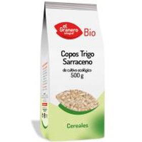 Copos trigo sarraceno - El granero Integral - 500 gr