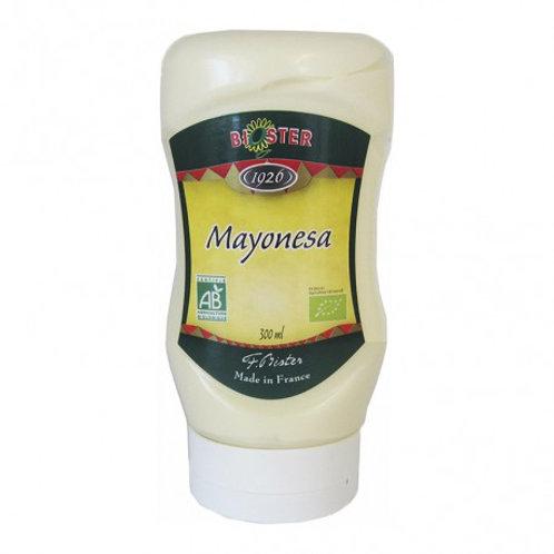Mayonesa Clásica dosificador 300ml Bioster