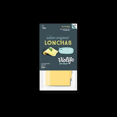 Lonchas sabor Original 200g Violife