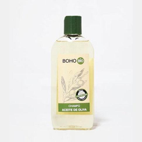 Champú aceite oliva - BOHO BIO - 250 ml