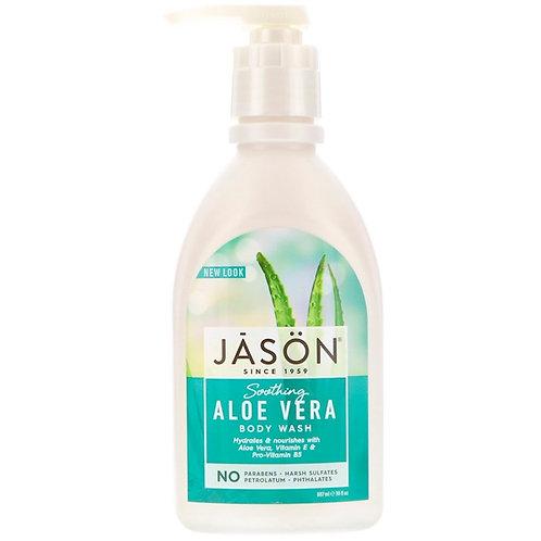 Gel de ducha Aloe Vera calmante 887ml Jáson