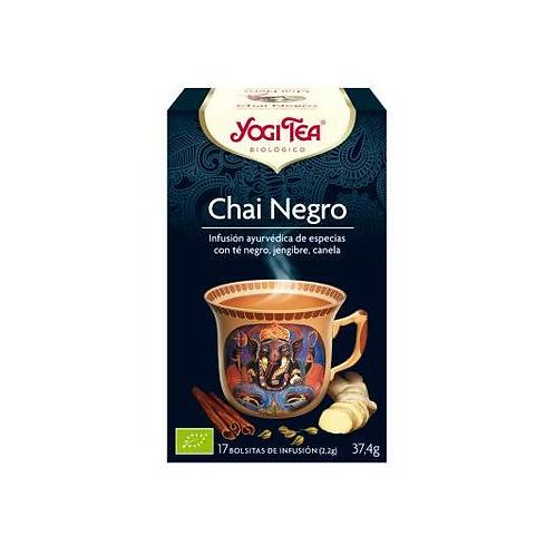 Yogi Tea BIO Chai negro - 17 bolsitas