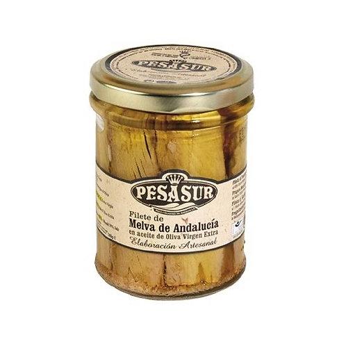 Filete de caballa de Andalucía - Pesasur - 135gr